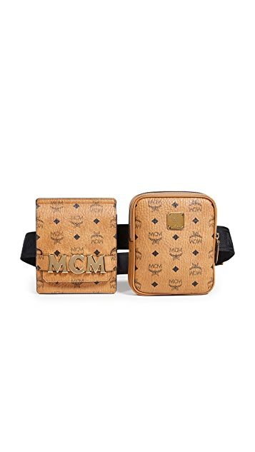 MCM Stark Belt Bag