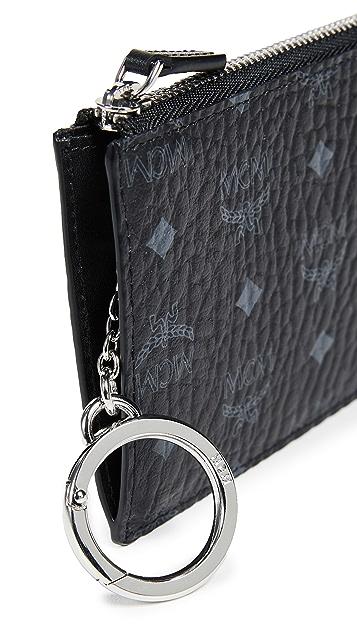 MCM Visetos Original Key Ring