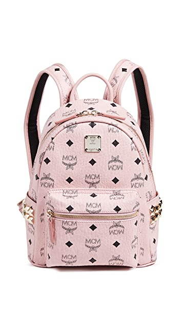 MCM Mini Stark Backpack