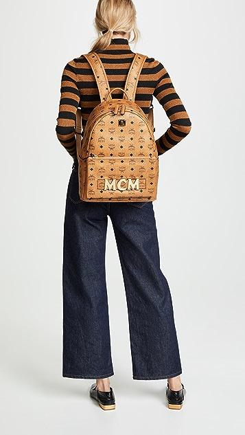 506d9851796 ... MCM Small Medium Trio Stark Backpack ...