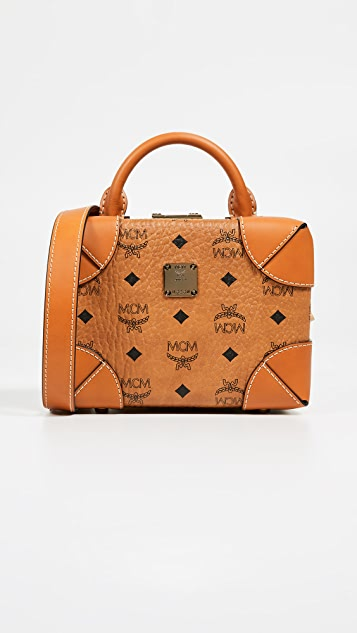 35a5355fef18c1 MCM Soft Berlin Visetos Small Crossbody Bag | SHOPBOP