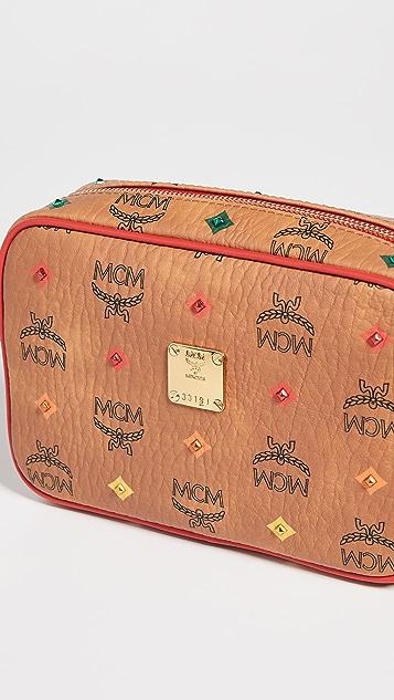 MCM Spektrum Stud Visetos Camera Bag