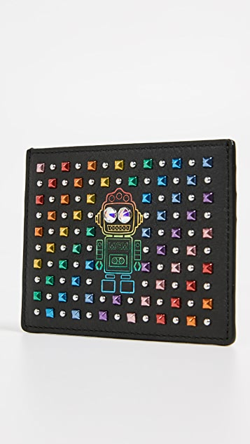 MCM Spectrum Roboter Series Card Case