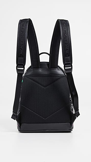 MCM Stark Spectrum Visetos Backpack 32