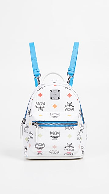 MCM Stark Spektrum Visetos Backpack 20