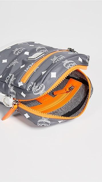MCM Resnick Logo Mini Crossbody Bag