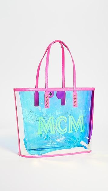 MCM Сумка для покупок Luccent среднего размера