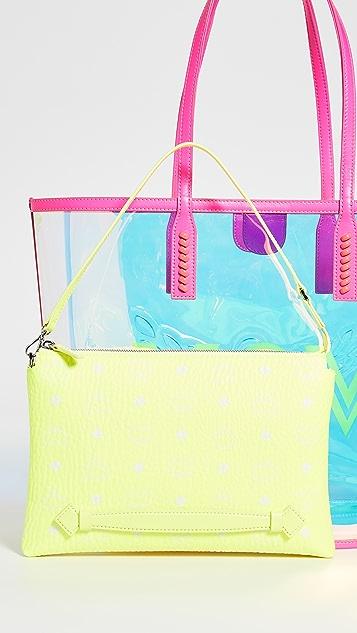 MCM Luccent Medium Shopper Bag