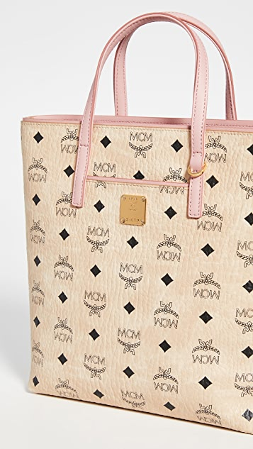 MCM Anya Small Shopper Bag