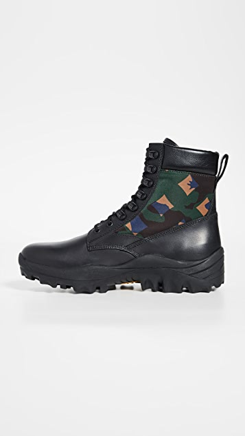 MCM MCM Collection Boots