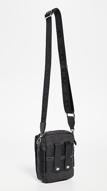 aa7c09adc MCM Resnick Mini Crossbody Bag   EAST DANE