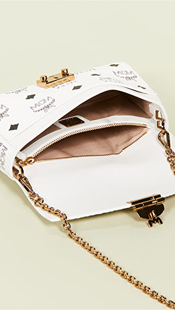 MCM Patrica Visetos Belt Bag