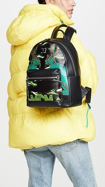 MCM Stark Pop 兔子背包