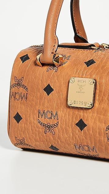 MCM Сумка Essential Visetos Original Boston