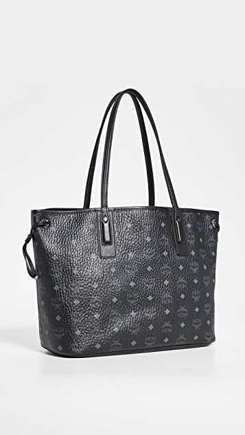 MCM Shopper Project Visetos 中号购物包