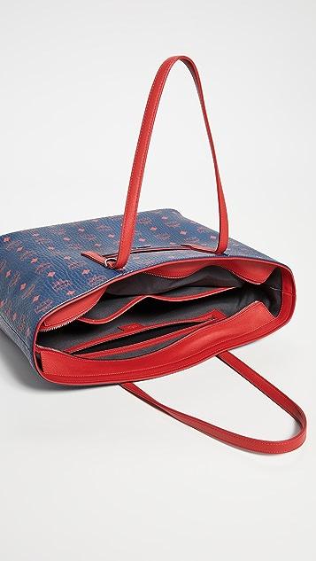 MCM Anya Medium Shopper Bag