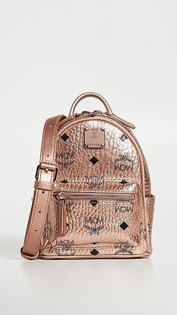 MCM Миниатюрная сумка через плечо Essential Visetos Original