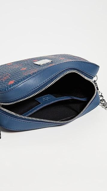 MCM Маленькая сумка через плечо Visetos Original