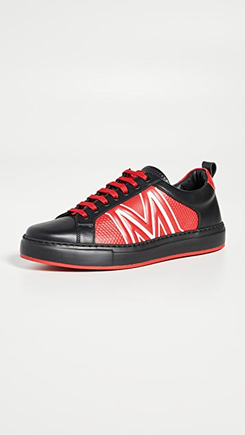 MCM Resnick M. Sneakers