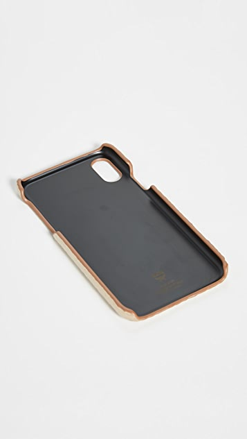 MCM Visetos Original iPhone X / XS Case
