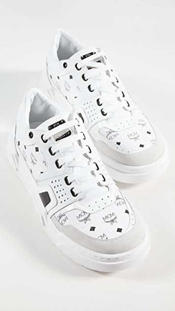 MCM New Bball Lo M. Sneakers