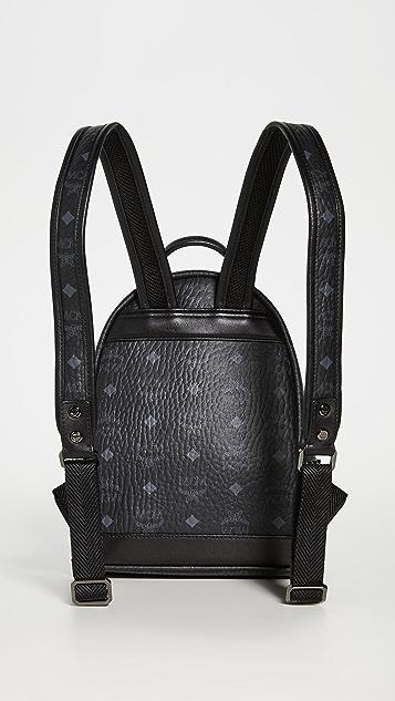 MCM Mini Stark Backpack