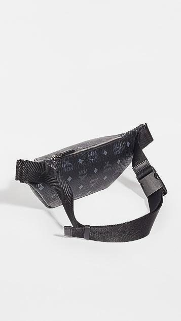 MCM Fursten Visetos Belt Bag