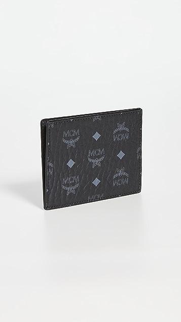 MCM Visetos Original Card Case