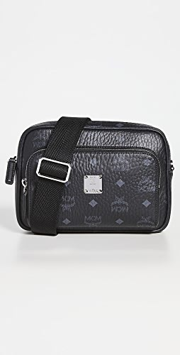 MCM - Klassik Visetos Crossbody Bag