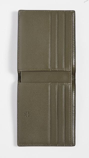 MCM Visetos Original Flap Wallet