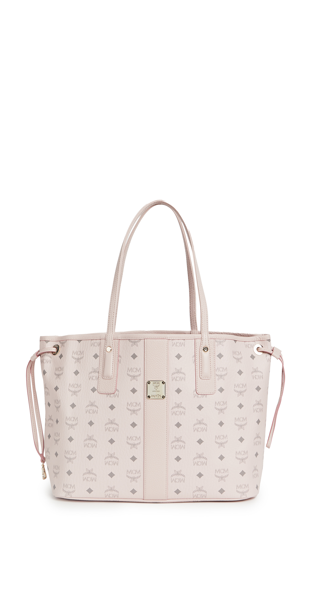 MCM Project Visetos Medium Shopper Bag