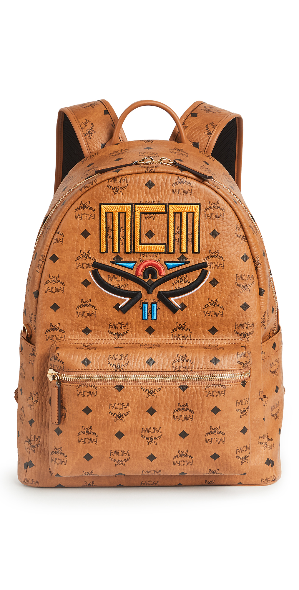 MCM Stark Neo Laurel Backpack Medium