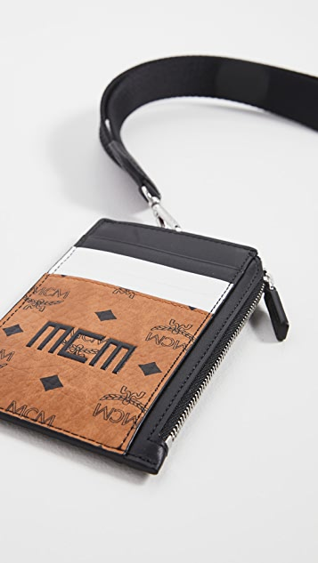 MCM Visetos Mix Name Tag