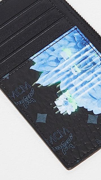 MCM Tech Flower Name Tag