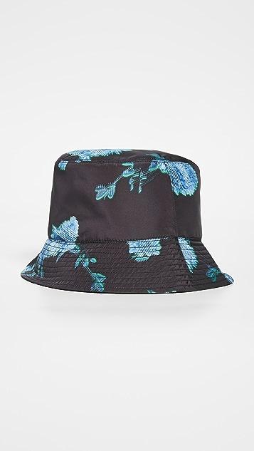 MCM Tech Flower Hat