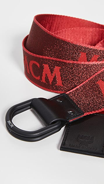 MCM MCM Collection Reversible Belt