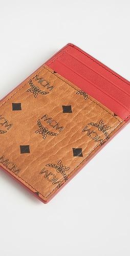 MCM - Visetos Original Card Case Mini