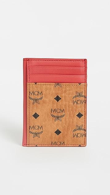 MCM Visetos Original Card Case Mini