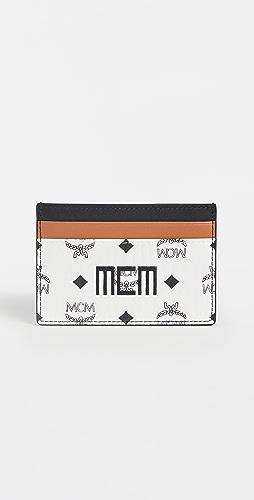 MCM - Visetos Mix Card Case Mini