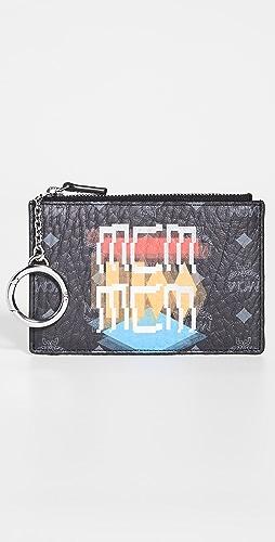 MCM - Neo Graffiti Key Wallet