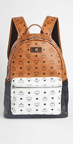 MCM - Stark Visetos Mix Backpack 40