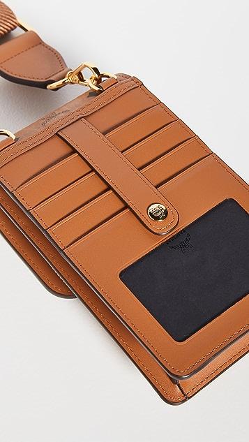 MCM Visetos Original Smart Phone Case