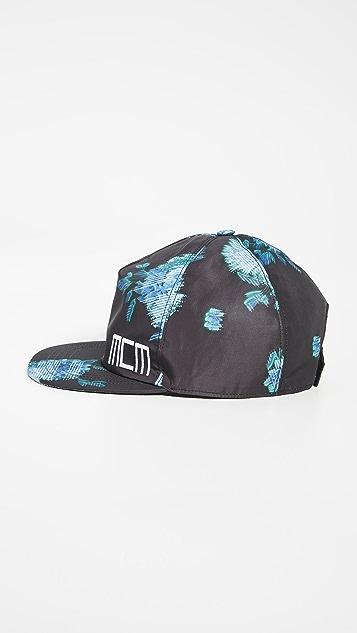 MCM Tech Flower Cap 01
