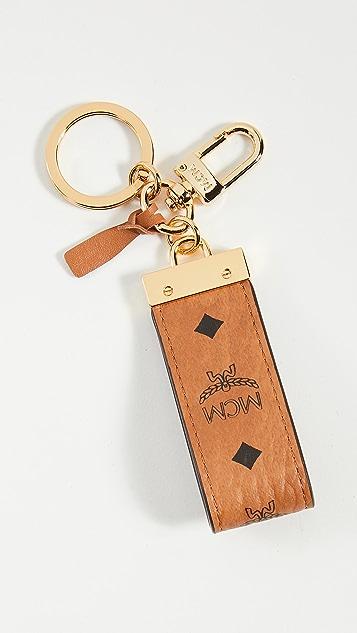 MCM Visetos Keychain