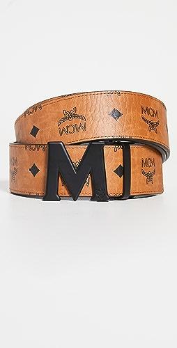 MCM - Visetos Printed Reversible Belt
