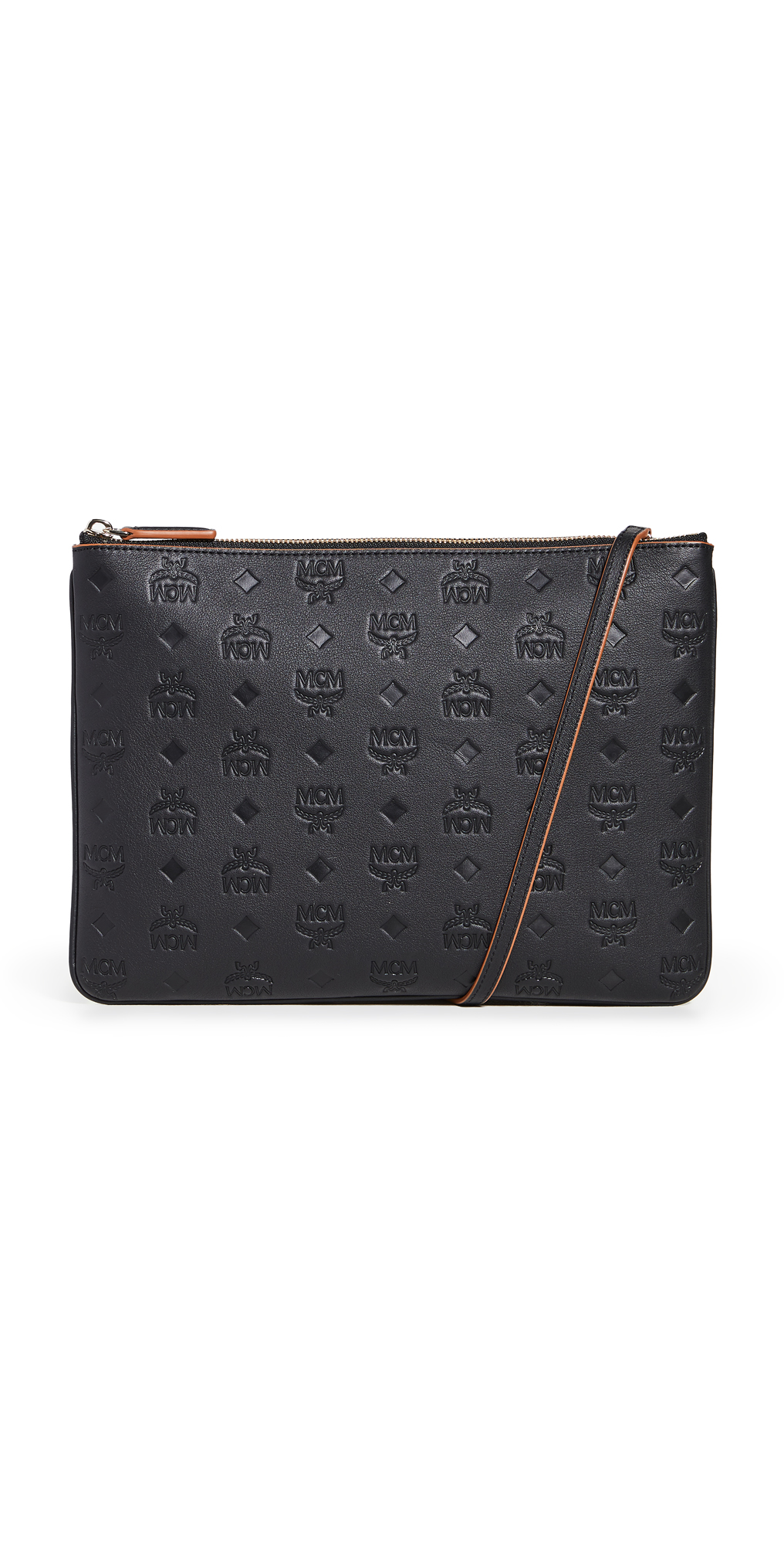 MCM Leather Pouch
