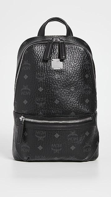 MCM Klassik Visetos Sling Small Backpack