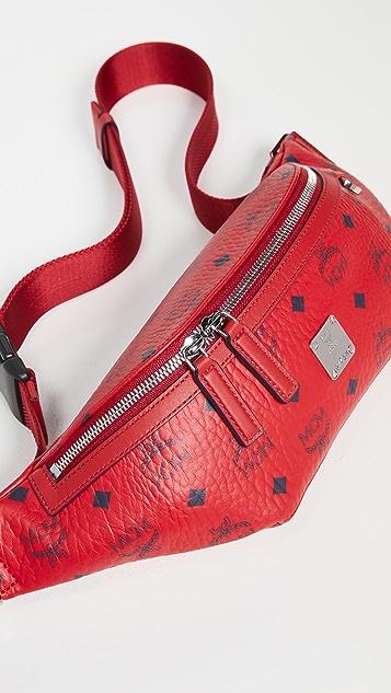 MCM Fursten Medium Belt Bag