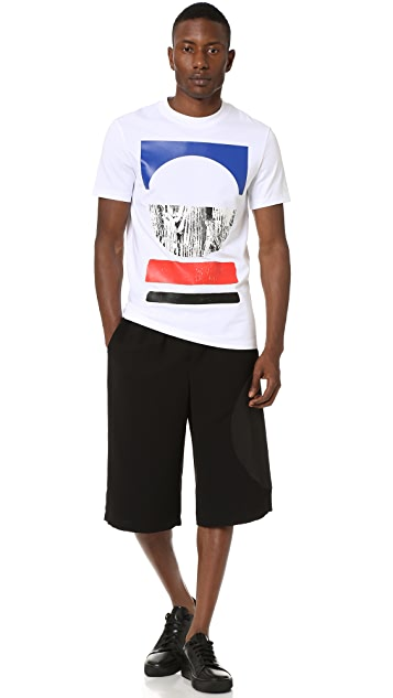 McQ - Alexander McQueen Short Sleeve Tribal Tee