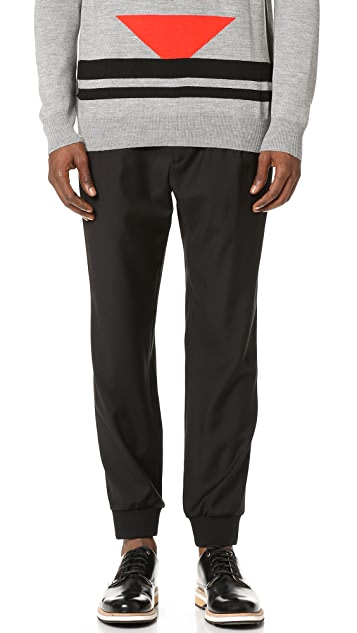 McQ - Alexander McQueen Tailored Track Pants